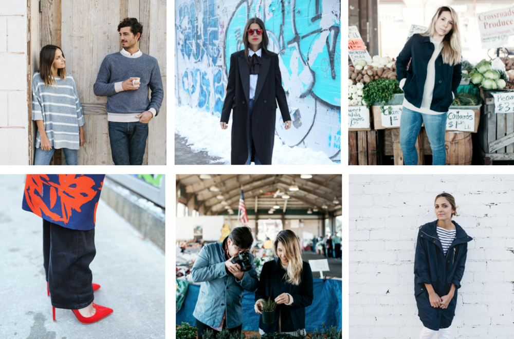 Photos c/o: Man Repeller, The Fresh Exchange, View from the Topp.